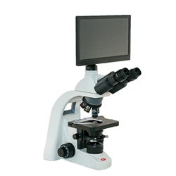 Lab Microscope with LCD screen.