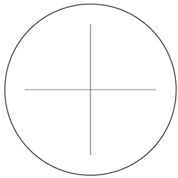 Reticle Cross-Line