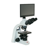 Laboratory Microscope with LCD