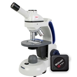 Motic SMZ140-LED and SMZ143-LED stereo microscopes